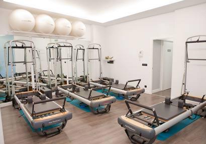 sala pilates fisiomar
